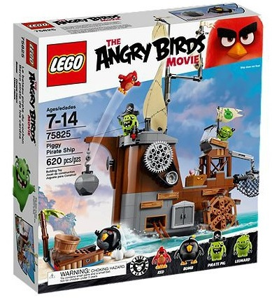 75825 Piggy Pirate Ship