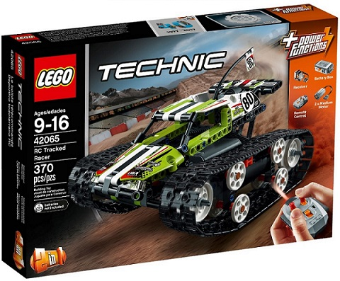 42065 RC Tracked Racer