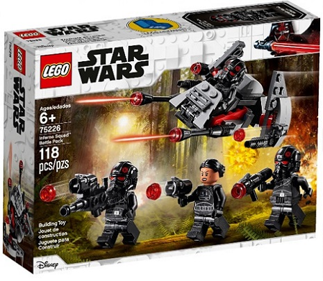 75226 Inferno Squad Battle Pack